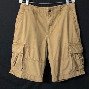 Mossimo Men's Dark Tan Cargo Shorts